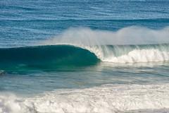 Slabby Right (tylerstross) Tags: newcastle surf surfing waves water waveporn beach australia