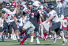 Heading for the end zone (acase1968) Tags: sou football matt boudreaux southern oregon university montana western bulldogs raiders naia frontier conference nikon d500 nikkor 70200mm f28g college sports ashland