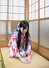 Young woman in kimono sitting on heels for greetings (Apricot Cafe) Tags: img25802 asia asianandindianethnicities higashichayamachi ishikawaprefecture japan japaneseethnicity japaneseculture kanazawa kimono sigma35mmf14dghsmart architecture artscultureandentertainment charming cheerful citylife cultures day enjoyment fashion freedom freshness fulllength greeting greetings hairaccessory happiness house indoors lifestyles longhair oldfashioned oneperson onlywomen photography relaxation shoji sitting sittingonheels smiling springtime straighthair tatamimat tourism tradition traditionalclothing tranquility travel traveldestinations washitsu weekendactivities welcome women youngadult zenlike kanazawashi ishikawaken jp