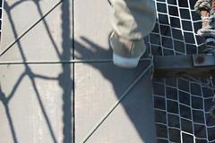 IMG_3798 (avsfan1321) Tags: ireland northernireland unitedkingdom uk countyantrim ballycastle carrickarede carrickarederopebridge nationaltrust bridge ropebridge landscape green blue