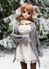 snow yuki (*jadepixel) Tags: dollfie dream bjd doll volks yuki morikawa