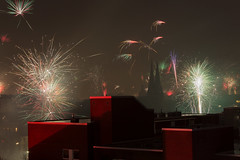 happy new year - may intelligence be legalized (Rasande Tyskar) Tags: happy new year particulate matter feinstaub pyrotechnik feuerwerk fireworks fine emission ausstos neujahr silvester years eve