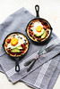 Easy-tortilla-huevos-rancheros-portrait-two-skillets-overhead (thetortillachannel) Tags: recipe video cooking food breakfast lunch brunch eggs tortilla tortillas huevos rancheros tasty delicious easy savory texmex mexican