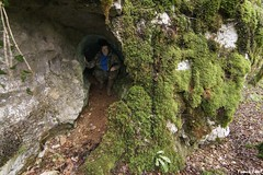 Entrée de la Grotte 2 de la Combe Du pont - Alaise (francky25) Tags: entrée de la grotte 2 combe du pont alaise franchecomté doubs