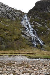 Waterfall, Glen Nevis