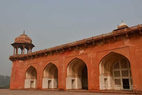 Sikandra - Nagy Akbar mauzoleuma29