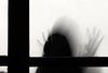004/365 (threeartwishes) Tags: ef85mmf18 canon escape loneliness scared emotions abstract portrait selfportrait photochallenge2018 window silhouette selfie nophotoshop