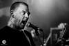 Nostromo (Orel Kichigai) Tags: nostromo music live blackandwhite show guitar singer mic scream portrait