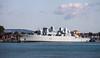 HMS Bristol 22nd September 2017 #2 (JDurston2009) Tags: portsmouth d23 hmsbristol hampshire destroyer type82 warship royalnavy