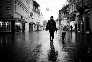 Rainy days with nicole & sweety linus :)