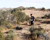 008 Checking The Compass (saschmitz_earthlink_net) Tags: 2018 california orienteering vasquezrocks aguadulce losangelescounty laoc losangelesorienteeringclub