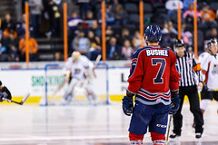 """Kansas City Mavericks vs. Kalamazoo Wings, January 5, 2018, Silverstein Eye Centers Arena, Independence, Missouri.  Photo: © John Howe / Howe Creative Photography, all rights reserved 2018. • <a style=""""font-size:0.8em;"""" href=""""http://www.flickr.com/photos/134016632@N02/25707982118/"""" target=""""_blank"""">View on Flickr</a>"""