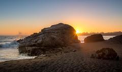 Sea and Sand (www.yabberdab.com) Tags: oregon sunset