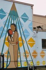 Back of 2490 Main Street (Mariko Ishikawa) Tags: canada britishcolumbia vancouver mountpleasant mural art streetart publicart