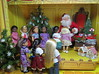1. Waiting to see Santa (Foxy Belle) Tags: doll american girl mini historic characters collection 16 scale christmas ag santa visit ask talk holiday wait diorama scene dollhouse miniature