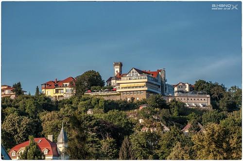 Dresden, Luisenhof auf dem Weißer Hirsch,