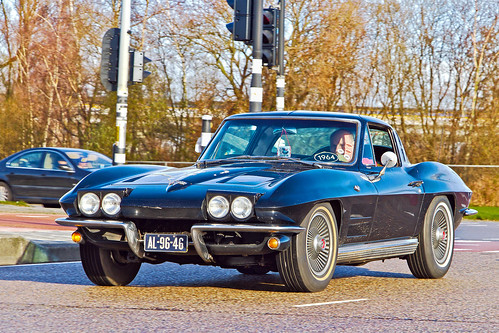 Chevrolet Corvette C2 Stingray Coupé 1964 (5769)