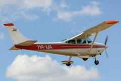 HA-IJA (Oláh Ferenc) Tags: cessna 172 landing aircraft airport hajdúszoboszló wing wings gear repülő repülőgép repülőtér magyarország hungary hungarian