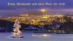 "Weihachtsgruß mit Annaberger Weihnachtsberg • <a style=""font-size:0.8em;"" href=""http://www.flickr.com/photos/91814557@N03/27538786089/"" target=""_blank"">View on Flickr</a>"