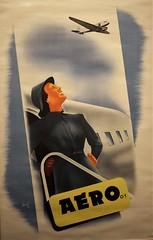 IMG_0062 (www.ilkkajukarainen.fi) Tags: juliste poster vintage keräily keräilyä collectibles suomi finland finlande eu europa scandinavia travel traveling matkailu paper ephemera happy life museumstuff aero finnair