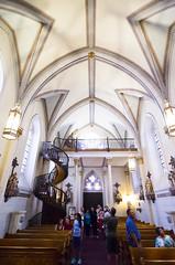 Loretto Chapel 026 (Bill in DC) Tags: nm santafe newmexico 2017 churches lorettochapel