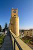 Clock Tower 1541 (_Rjc9666_) Tags: alentejo arquitectura clock clocktower colors monument monumento moura nikond5100 portugal sky street tokina1224dx2 tourismo travel urbanphotography tourism ©ruijorge9666 2001 1541