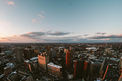 Detroit (siddfinchpics) Tags: detroit motorcity rooftop photography