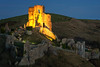 Corfe Castle (Rich Walker75) Tags: nationaltrust corfecastle corfe castle castles dorset bluehour evening dusk historic history architecture gold building landscape landscapes landscapephotography landmark landmarks canon eos100d efs1585mmisusm eos england greatbritain