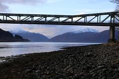 Ballachulish, Scotland (P4Jags) Tags: scotland loch mountain landscape outdoors bridge ballachulish