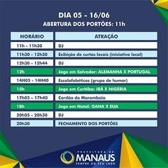 Fifa Fan Fest - Ingrid Anne-Manauscult 16.06.2014  (1)