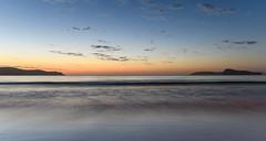 Sunrise Seascape (Merrillie) Tags: daybreak uminabeach sunrise nature dawn newsouthwales sea earlymorning nsw lionisland ocean seascape umina morning coastal centralcoast sky waterscape water coast landscape australia