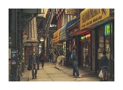Williamsburg (Nico Geerlings) Tags: williamsburg brooklyn newyorkcity nyc ny usa broadway marcyavenue subway station southwilliamsburg ngimages nicogeerlings streetphotography