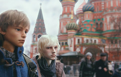 Walden and Sean on the Red Square (Natsumi °•¤) Tags: sean 5thmotif venitu bjd