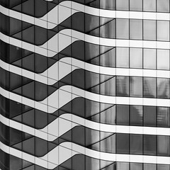 Central Embassy #8 (morbs06) Tags: amandalevete bangkok centralembassy thailand abstract architecture building bw cities cladding curves facade glazing highrise light lines monochrome pattern reflections repetition square stripes texture windows