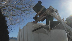 City of Enoch Heil CP Python in Snow (WesternWasteManagement) Tags: city enoch heil cp python garbage refuse truck westernwastemanagement utah trash autocar