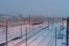 Snowing (jaeschol) Tags: eisenbahn elektrischelokomotive europa hardbruecke hardbrücke kantonzürich kontinent kreis5 lokomotive re420 re460 schweiz stadtzürich suisse switzerland transport chemindefer railroad railway