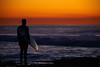 Surfer at La Jolla: 12/12/17 (tltichy) Tags: lajolla beach blue california coast ocean orange outdoors pacific reef sandiego seascape silhouette socal southerncalifornia sunset surf surfboard surfer surfing water waves