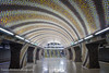 Szent Gellért tér (www.chriskench.photography) Tags: hungary copyright travel budapest 18135 kenchie wwwchriskenchphotography fujifilm europe hu xt2 underground subway metro art tiles tiling spiral