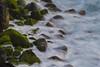 At Cap Méchant looking east (mistaluis) Tags: îledelaréunion mistaluis water longexposure rocks silky ocean green