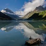 Another morning at Akkem lake, Altai thumbnail