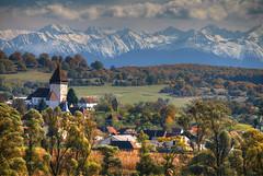 Hosman Village (hapulcu) Tags: herbst hosman romania romanya rumanien sibiu siebenbürgen transylvania automne autumn autunno otoño toamna village