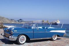 1957 Chevrolet Bel Air diecast 1:24 made by Danbury Mint (rigavimon) Tags: diecast miniaturas 124 chevrolet belair 1957 antofagasta danburymint autosaescala