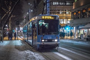 Winter in Oslo