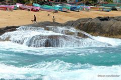 Natural pool, Ambalangoda, Sri Lanka (Sekitar) Tags: natural pool ambalangoda srilanka beach pantai earthasia
