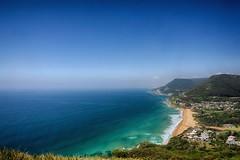 Wollongong (Wajahat Mahmood) Tags: wollongong hdr beach stanwellpark baldhill seacliffbridge nsw newsouthwales australia highdynamicrange nikond810 illawarra sydney aerial