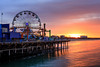 PACIFIC PARK (JohnLazo19) Tags: beach canon5dmarkiv clouds landscapes morning ocean outdoors pier santamonica sunrise water
