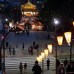 Ueno Park at Night (Tokyo, Japan) thumbnail