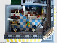 Cafe_Corner_6 (tobi_241) Tags: lego modularbuilding 10182 cafe corner interior modular