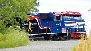 NS 6920 Peaking Out in Bison Yard