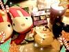 2017 Christmas Gifts :)🎄🎅 (MOON MEMENTO ✧ ☽ ムーン ・ メメント) Tags: 2017 holiday christmasgifts unicorn holographic glitter nailpolish candle bunny bunnyslippers
